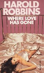 Ellen Michaels on the cover of Where Love Has Gone